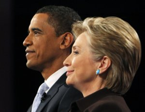then-us-democratic-presidential-candidates-barack-obama-and-hillary-clinton-pose-for-photographers-prior-to-the-cnnlos-angeles-times-democratic-presidential-debate-in-hollywood-california-january-31-2